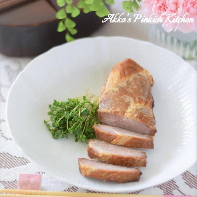 【和風おもてなし】漬けて焼くだけ!『豚肩ロースの味噌漬け焼き』お弁当の作り置き総菜にも♪