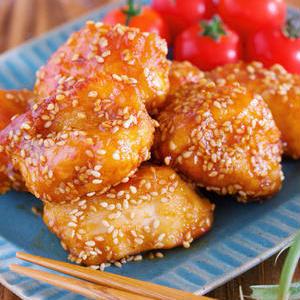 ごはんの進みすぎに注意!甘酢だれで作る「鶏むね肉」のおかず