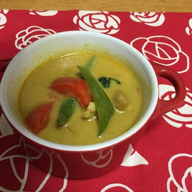 夏野菜タイカレー