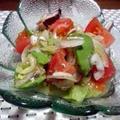 蛸と新玉ねぎ・アボカドの柚子マリネサラダ by masaさん