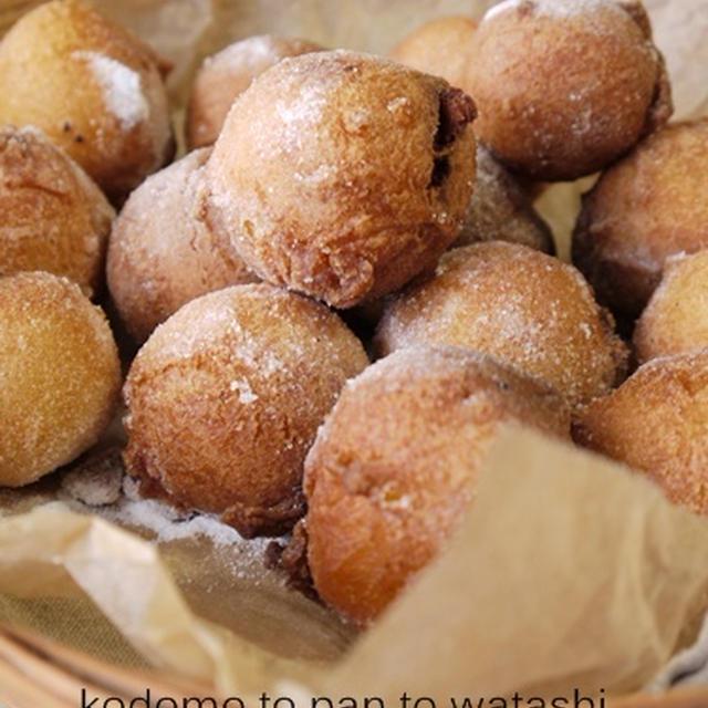 【手作りお菓子】簡単ドーナツとオーブン修理