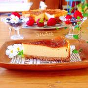 ♡砂糖不使用♡簡単カルピスチーズケーキ♡