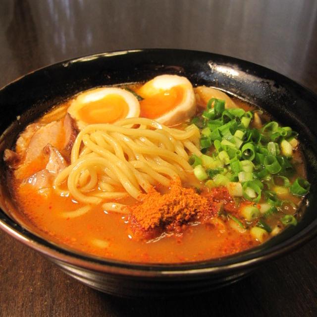 つけ麺の汁麺化