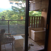 箱根に来ています。