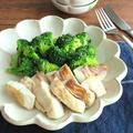 おうちで簡単イタリアン♪鯛とブロッコリーのガーリックソテー