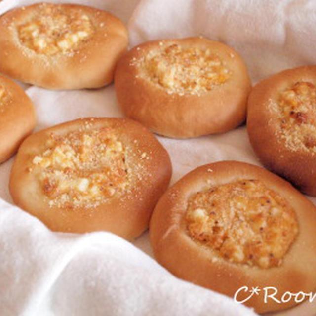 鮭と卵の惣菜パン