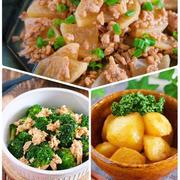 味付けはめんつゆだけ!調味料1つで味が決まる!簡単煮物レシピ