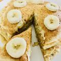 ヴィーガンレシピその89☆バナナパンケーキ