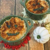 【レシピ】ナツメグを使って☆かぼちゃのスコップコロッケ♪