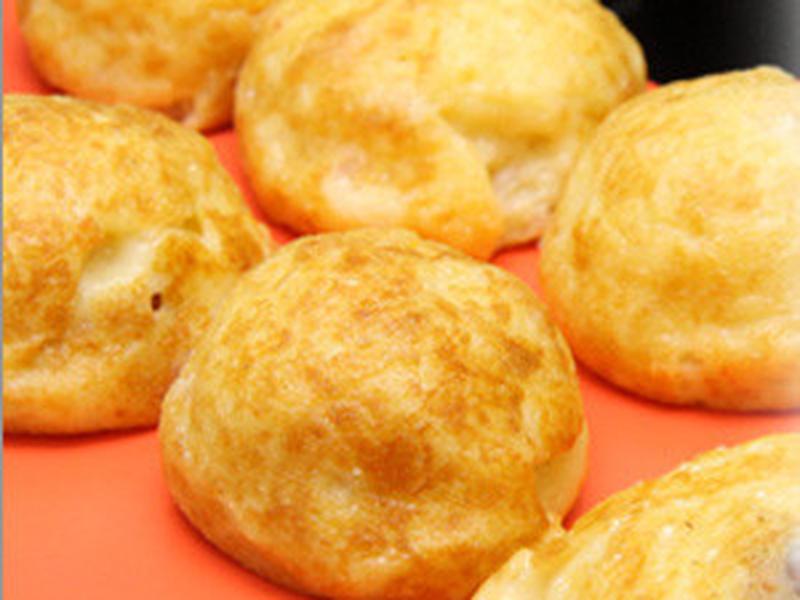 sakko*さんの冷凍庫に常備されているという、「十三味の明石玉」。レンチンするだけで、本場で味わう...