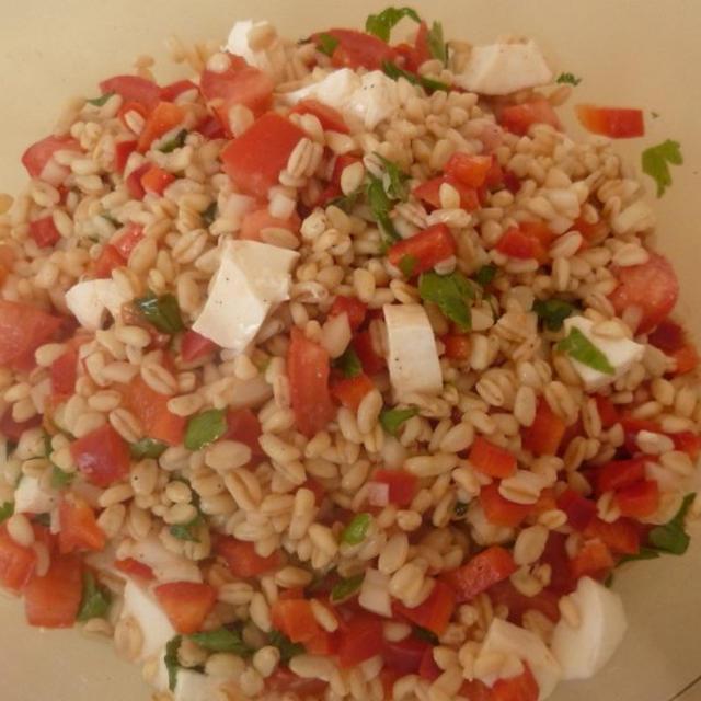 小麦のサラダ(Salade de ble)