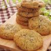 しっとりチューイー♪ チョコミントクッキー