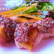 タニタ食堂の鶏肉のバジルソース 164Kcal塩分1g☆オーブントースターでヘルシーチキン