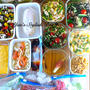 平日が楽になる♡お弁当から夜ご飯まで♡『2016年5月29日♡週末の作り置き』ー主菜/その他7品・副菜7品・下味冷凍・余り食材の保存ー