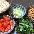 しそトマト納豆そうめんレシピ by イクコさん