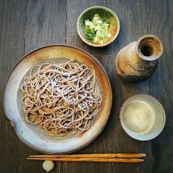 【おいしいお蕎麦の食べ方】山形風に大根おろし汁たっぷり〜!