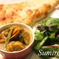 スパイスから作るインドカレー、ナン レシピ
