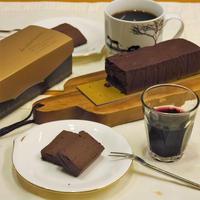 濃厚なチョコテリーヌを贅沢に一本買い♪ リザラン 《西荻窪》
