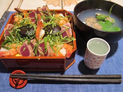 >ひな祭りのちらし寿司 by Mchappykunさん