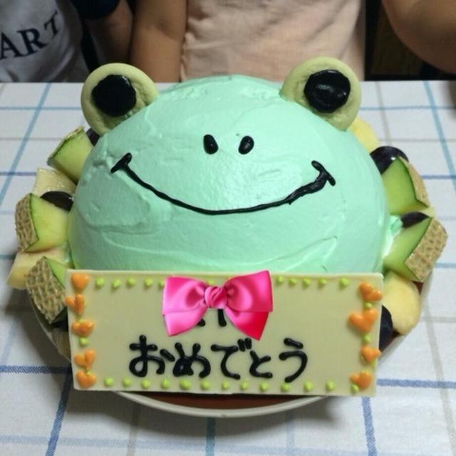 2015/08/15は次女ちんの誕生日~(^v^)