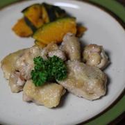 鶏モモ肉のチーズ焼き