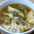 ゴーヤの卵スープ