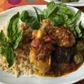 モロッコ風鶏料理