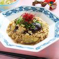 オートミールとなすの麻婆茄子風【簡単ダイエットマーボー】|レシピ・作り方