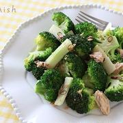 時短&彩り鮮やかでお弁当にも!炒めて作る「ブロッコリー」レシピ