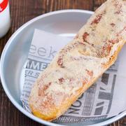 所要時間は約2分!アツアツ「揚げパン」で瓶牛乳をグビッ【簡単給食レシピ】