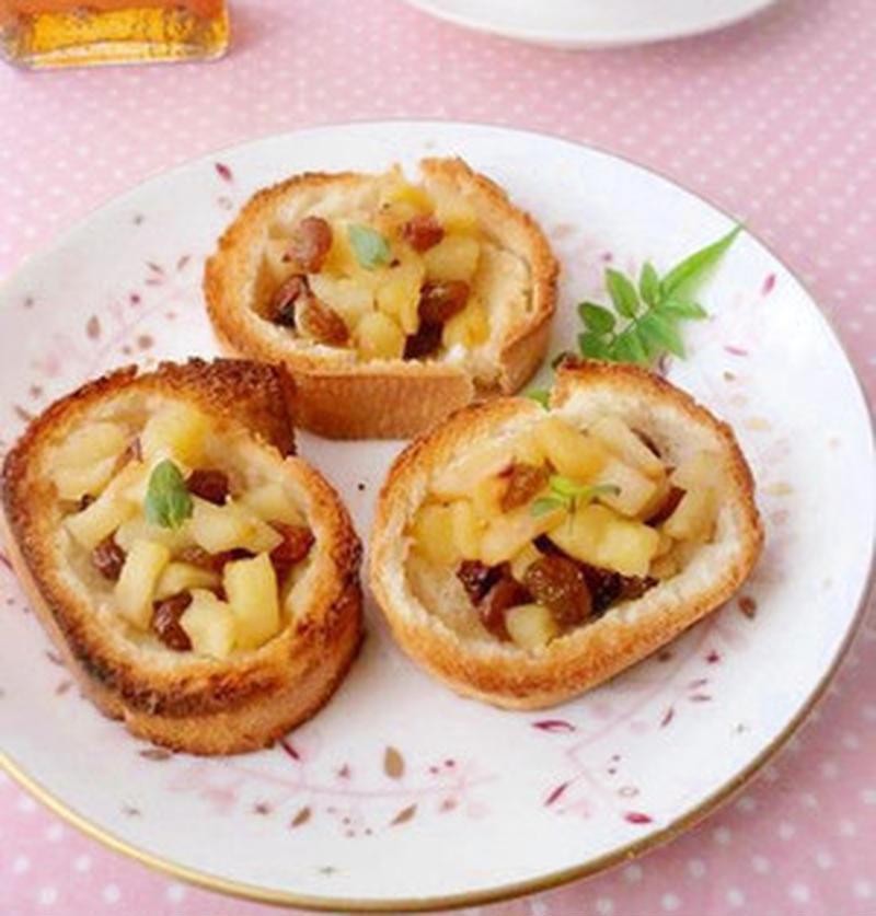 おやつや朝食にも♪焼きりんごを楽しむレシピ5選