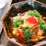 むね肉とトマトのポン酢南蛮【#作り置き #揚げない #ヘルシー #主菜】