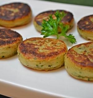 ポテトケーキ(ポテトスコーン)