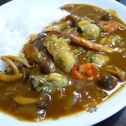 牡蠣たっぷりシーフードカレー♪ by ☆★☆ゆきんこ☆★☆さん