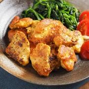 鶏むね肉のカレーピカタ風 、 鶏むね肉がしっとり柔らかく、旨みたっぷりになるレシピ