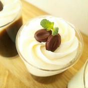 コーヒー豆形のチョコレート型