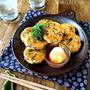 【お肉なし&包丁要らず】♡ツナ豆腐バーグ♡和風おろしそポン酢♡【簡単*時短*節約*弁当】