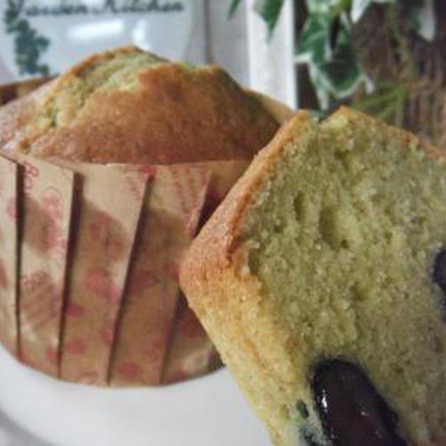 お節アレンジ4「黒豆ときなこの豆乳マフィン」&レシピブログさん「今日のイチオシ!レシピ」掲載のご案内。