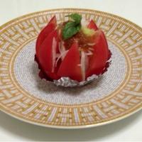 玉ねぎたっぷり !! 花形トマト