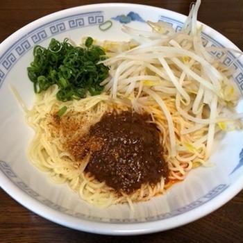 日清「まぜ麺の達人 広島 汁なし担担麺」