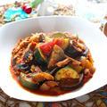 サバ缶となすのラタトゥイユ【トマト缶で簡単ダイエットおかず】|レシピ・作り方