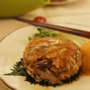 お腹いっぱい食べられる♪ダイエット中にはごぼうハンバーグがおすすめ!