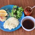 【そうめんアレンジレシピ】ハーブラー油で食べるエスニックそうめんの作り方