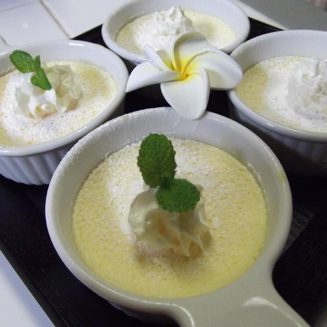 マスカルポーネdeスフレチーズケーキ