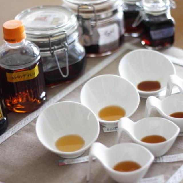 コーヒーリキュールをいろいろなコーヒー豆で作った結果