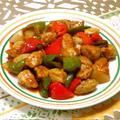 タバスコでスパイシー!簡単、揚げない、ご飯がすすむ、ピリ辛!洋風酢豚。