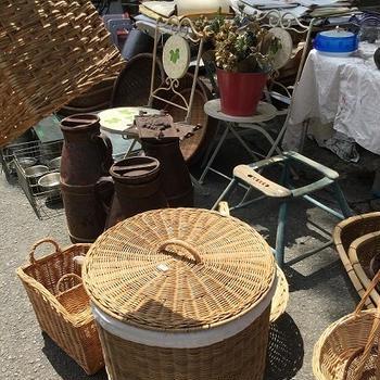 6月の風の市場 ~筥崎宮 蚤の市~