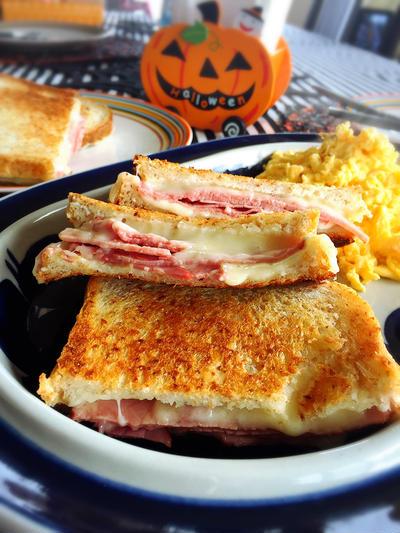 続アメリカンズ〜 グリルドチーズサンドイッチ