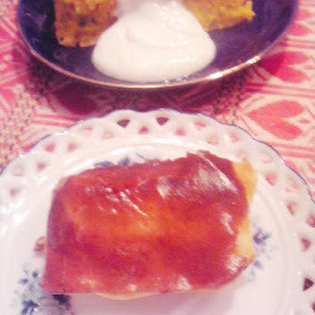 ザグレブ風カボチャケーキ/ Zagorska bucnica(前菜:ザグレブ料理)