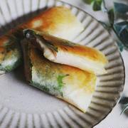 【簡単!包丁いらず】パリ!トローリ!やみつきの味♪しそハムチーズ春巻き